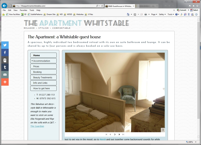 The Apartment Whitstable