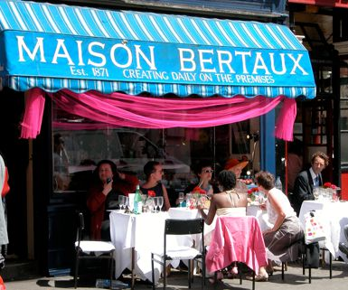 Maison Bertaux Theatre Club